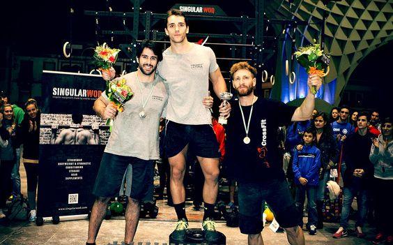 Andalusí Crossfit Challenger #viveRX