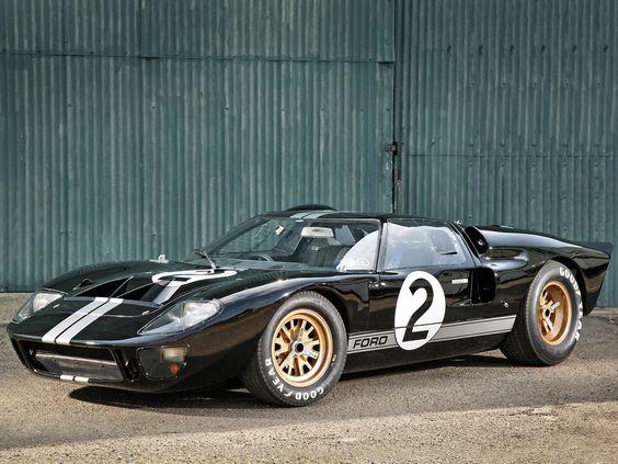 Ford GT40 : Voitures de collection : les plus beaux modèles - Linternaute.com Automobile