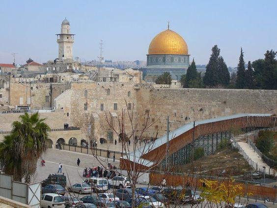Western Wall @ Jerusalem - Israel
