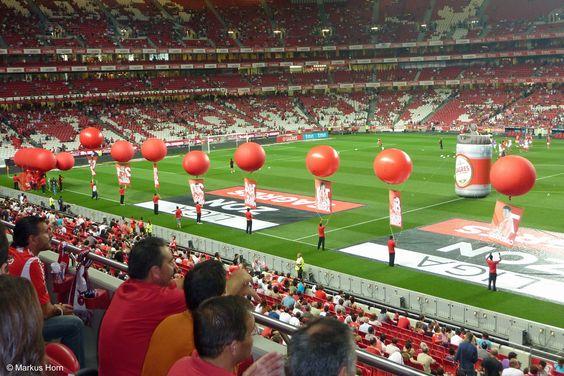 Benfica - Paços de Ferreira 4:1, 1.10.2011, Estádio da Luz, Lissabon #Benfica #Liga #Portugal