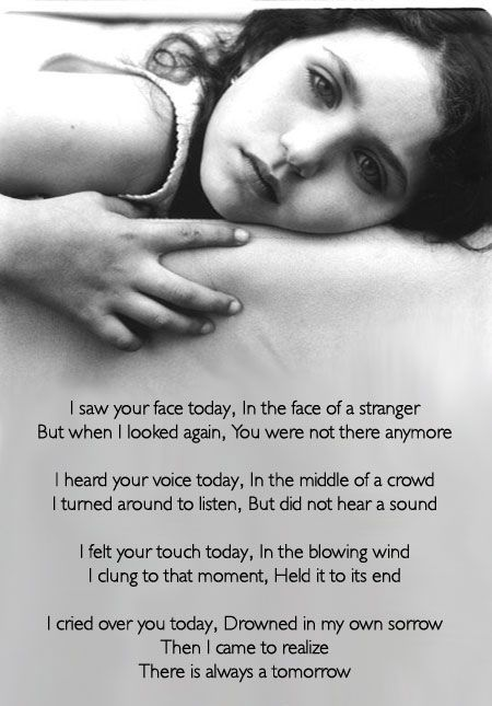 I Felt Your Touch Today