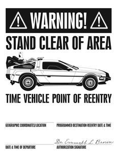 back to the future party printables - Google Search