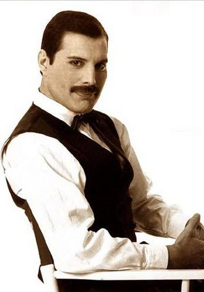 Freddie Mercury...a Man Out of Time!