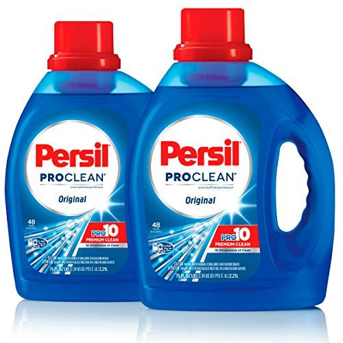 6 Pack Persil Proclean Liquid Laundry Detergent 75 Oz Only 36 27