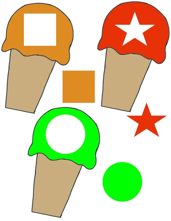 251146116690691680 on Shape Theme For Preschool