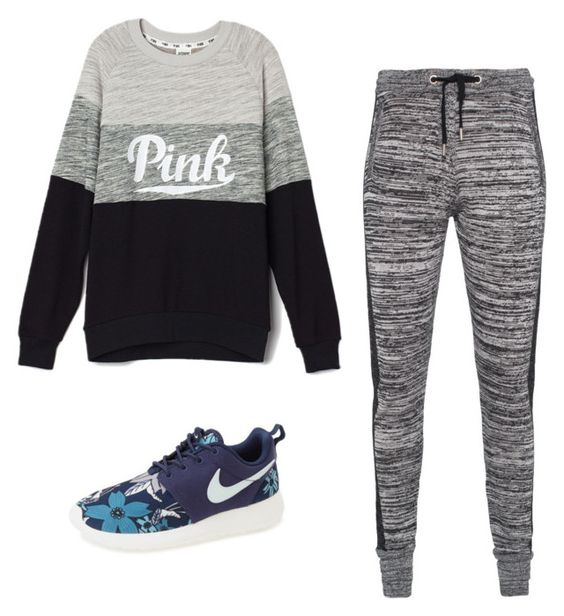 """"""""""" by daisyrmiller ❤ liked on Polyvore featuring Zoe Karssen and NIKE"""