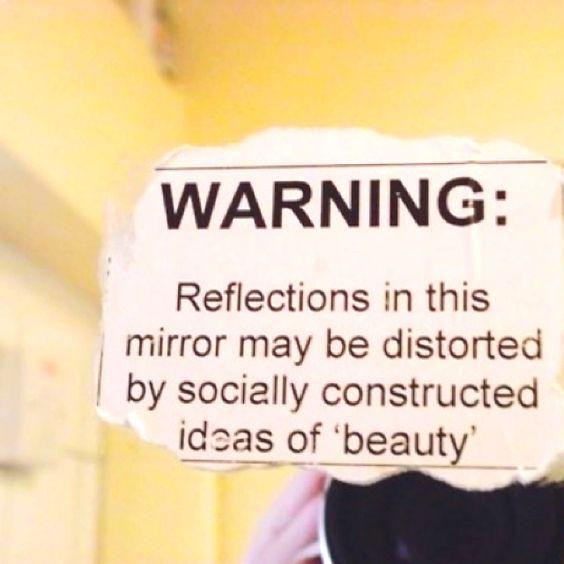 Social construction of beauty
