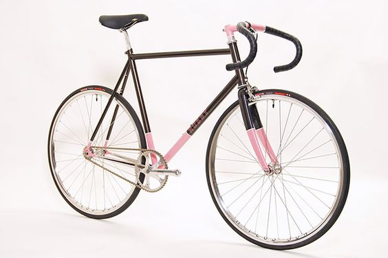 Rusby Cycles Fixed Commuter