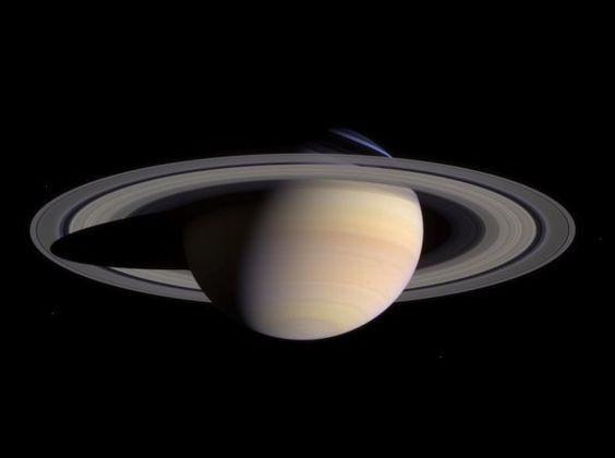 La mirada de Saturno.
