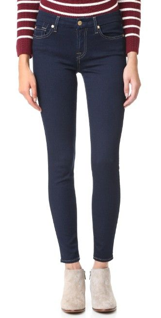7 For All Mankind The Skinny Jeans | SHOPBOP
