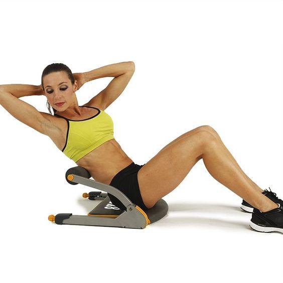 Aparato de Musculación 8xGym Compak, tonifica bíceps, tríceps, cuádriceps, lumbares y abdominales, peso 5,3 Kg