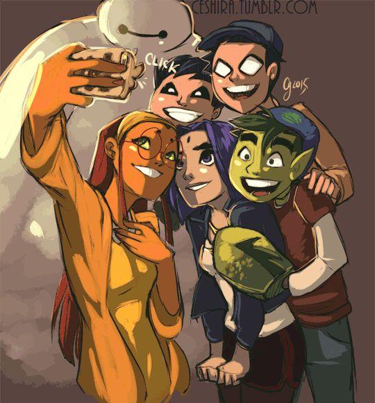 Teen Titans Heroes 108