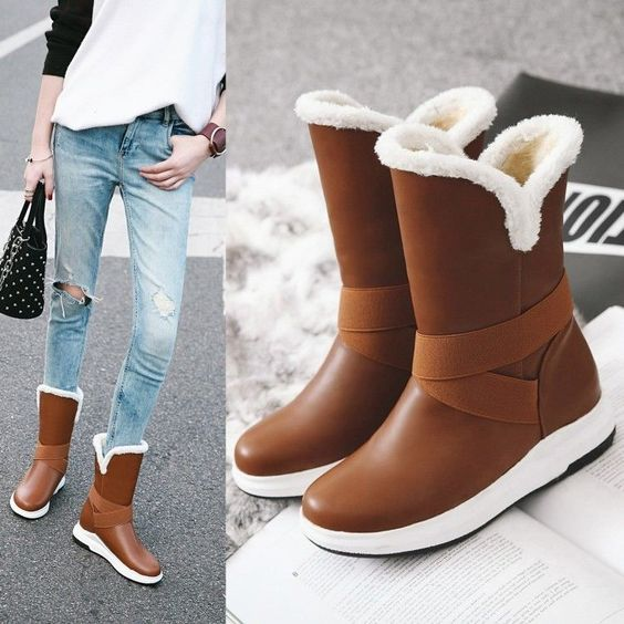 34 Boots For Starting Your Winter