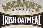 McCann's Irish Oatmeal has been imported to the U.S. since 1871. Grown in the lush green farmland of Ireland, the temperature and humid climate promote the slow ripening of the grain and enables the oats to draw the goodness from the fertile soil and yield a crop with fuller, pumper grains. Today, you can enjoy the traditional goodness of hearty steel cut oats or a speedy breakfast with quick cooking or instant oats in a variety of flavors.