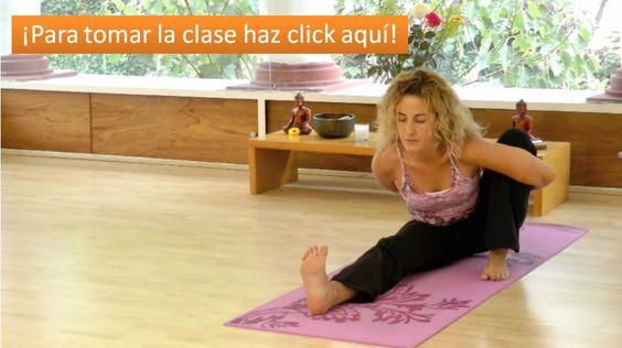 4. Ashtanga Yoga | Esta rutina de Ashtanga Yoga es muy dinámica. Se realiza con movimientos y respiraciones sincronizadas, estos movimientos dan pie a que una postura lleve a la otra.