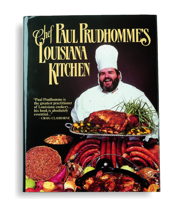 Chef Paul Prudhomme's Louisiana Kitchen, Chef Paul's 1984 groundbreaking book, brought the flavors and cooking styles of his native south Louisiana to the attention of the nation and started a trend that continues today.