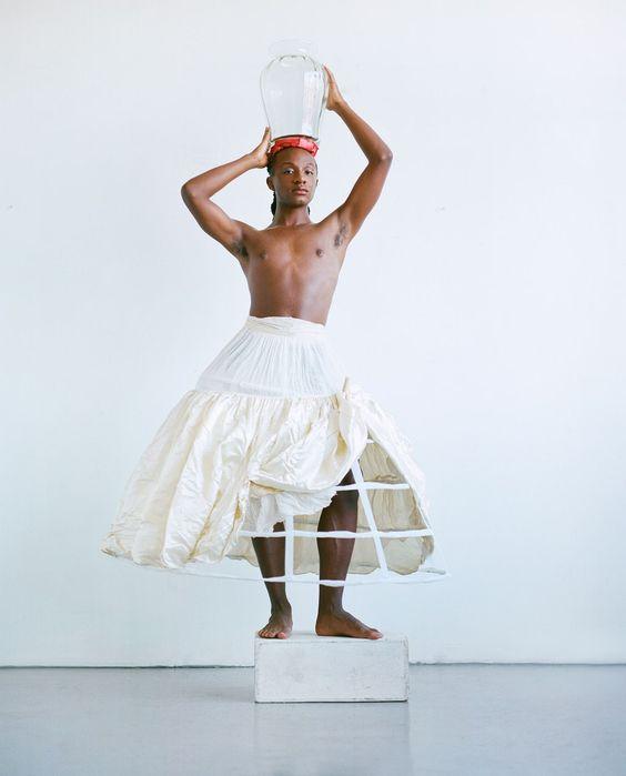 Joshua Allen, es artista y activista (género no binario), realizadore del 'Black Excellence Tour' junto a CeCe McDonald