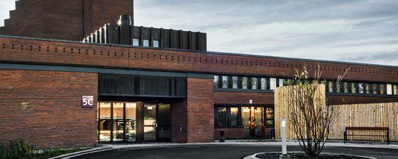 Löwenströmska Sjukhuset, Byggnad 01. Upplands Väsby. Ombyggnad | Arkitema.