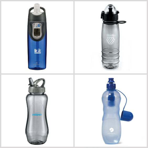 Sports Water Bottle from HotRef