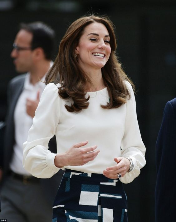The Duke & Duchess Of Cambridge And Prince Harry Attend The Launch Of Heads Together Campaign: