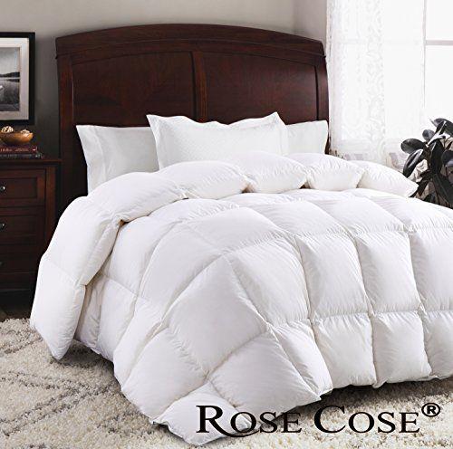 NEW Twin Full Queen King Size Down Alt Comforter Allergy Free White Duvet Insert