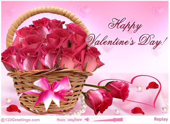 Good Morning Love, Happy Valentine\'s Day! I LOVE you more than ...