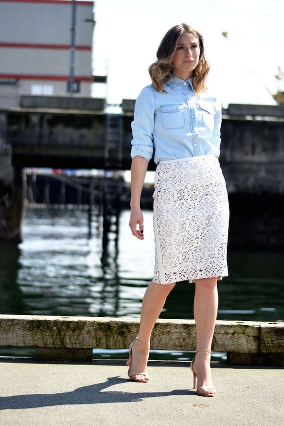 || Rita and Phill specializes in custom skirts. Follow Rita and Phill for more lace skirt images