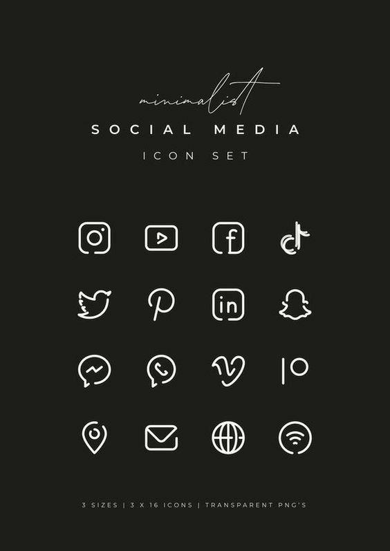Pin By Rosario On 2018 Social Media Icons Vector Snapchat Icon Snapchat Logo