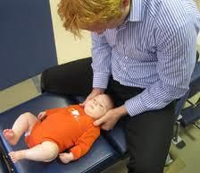 Even Babies need chiropractic. And, they respond so well. http://drsteve.ws