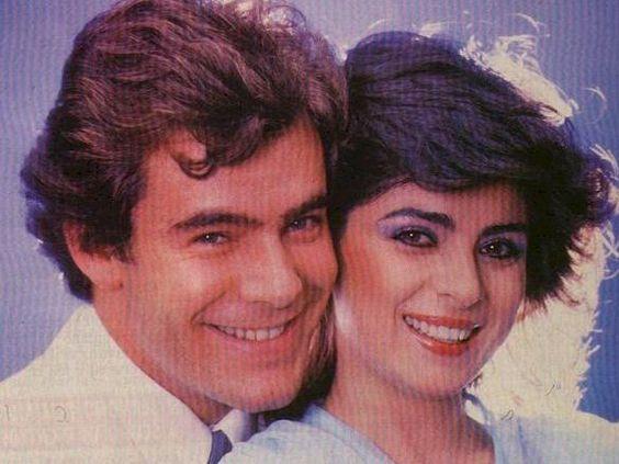 Guillermo Capetillo y Victoria Ruffo, en la telenovela, La Fiera.