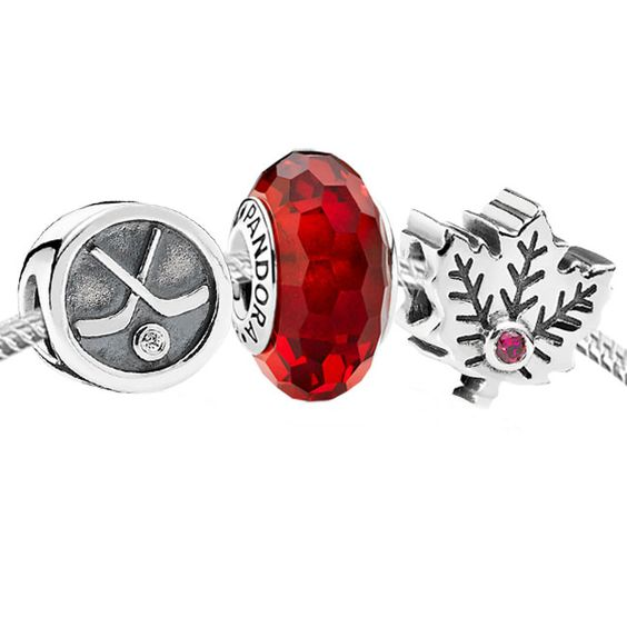 Pandora Oh Canada Set Call 208-323-5988 To Order Yours
