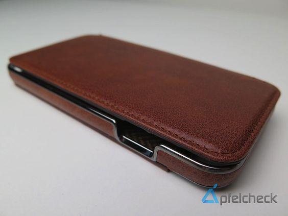 cool Review: Sena Heritage Wallet Book - iPhone 6/6s Case aus italienischem Echtleder mit Kartenfächern und Standfunktion