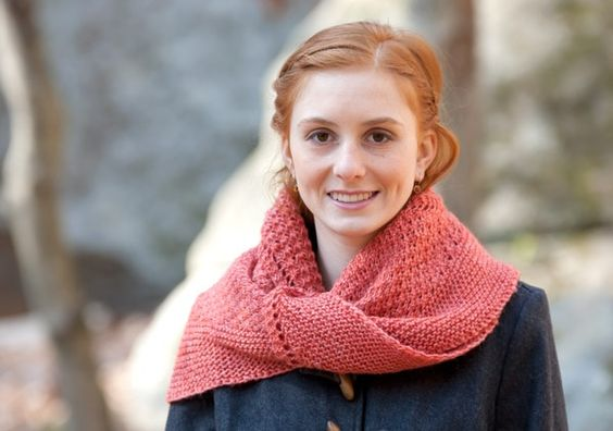 A totally free shawlette knitting pattern designed by ... me!  This week's Classic Elite Web-Letter at www.classicelitey... http://media-cache0.pinterest.com/upload/58828338852656276_dic67Wq0_f.jpg earmarksocial full time etsy crafters
