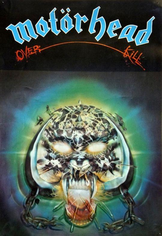 Overkill Poster, 1979