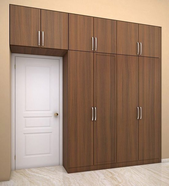 10 Latest Bedroom Wardrobe Designs With Pictures In India 1000 In 2020 Cupboard Design Wardrobe Door Designs Wardrobe Interior Design