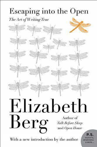 Escaping Into the Open: The Art of Writing True by Elizabeth Berg http://www.amazon.com/dp/B008K52NSO/ref=cm_sw_r_pi_dp_o326wb1Z2YDJC