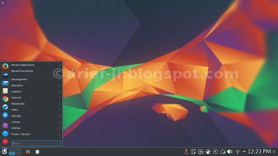 My Little Notes: KDE Plasma 5.X Review On All Linux Variants