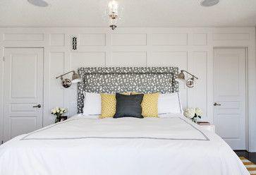 Preppy Bedroom - bedroom - toronto - Vanessa Francis    hvac vent design