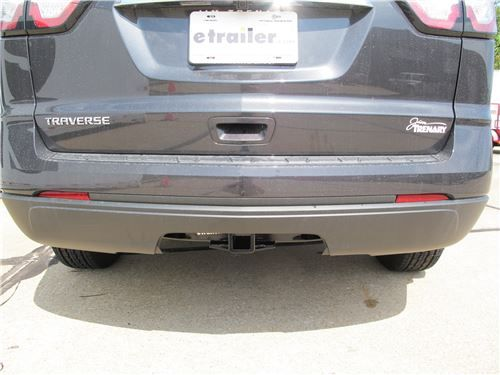 13424 5000 Lbs Gtw Curt Trailer Hitch On 2017 Chevrolet Traverse Chevrolet Traverse Chevrolet Trailer Hitch