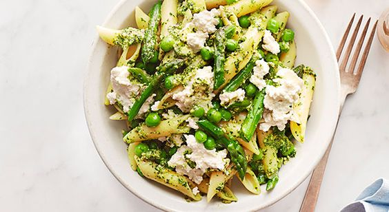 Penne recipes, Penne and Pesto on Pinterest