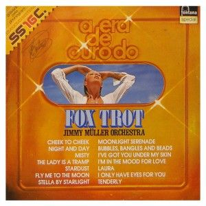 #A #Era de #Ouro do #FoxTrot – #JimmyMuller #Orchestra- #vinil #vinilrecords #trilhasonora #music