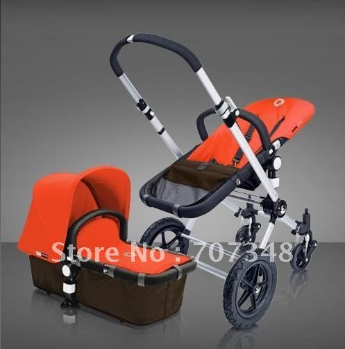 Best Selling Orange Baby Stroller Buggy Kids Pram Joggers Brand Designer ...    aliexpress.com