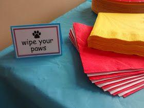 Mom's Tot School: PAW Patrol / Puppy Party!