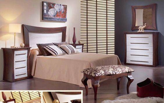 Matrimonio Bed Info : Muebles de dormitorio matrimonio realizado en madera
