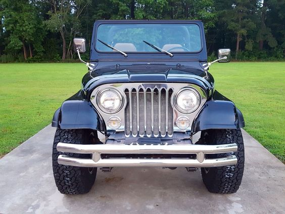 Jeep: CJ7 Renegade Sport Utility 2-Door in Véhicules & pièces, Automobiles & camions, Jeep | eBay
