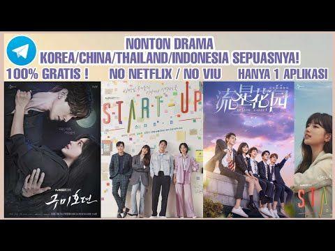 Cara Nonton Drama Korea Start Up Gratis Telegram Youtube In 2021 Drama Korea Youtube Drama