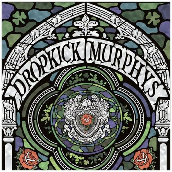 Dropkick murphys music pinterest irish logos and for Dropkick murphys mural