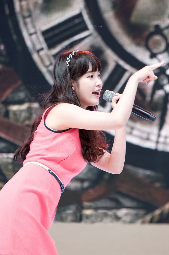 est100 一些攝影(some photos): IU, Lee Ji-Eun (이지은), 李知恩