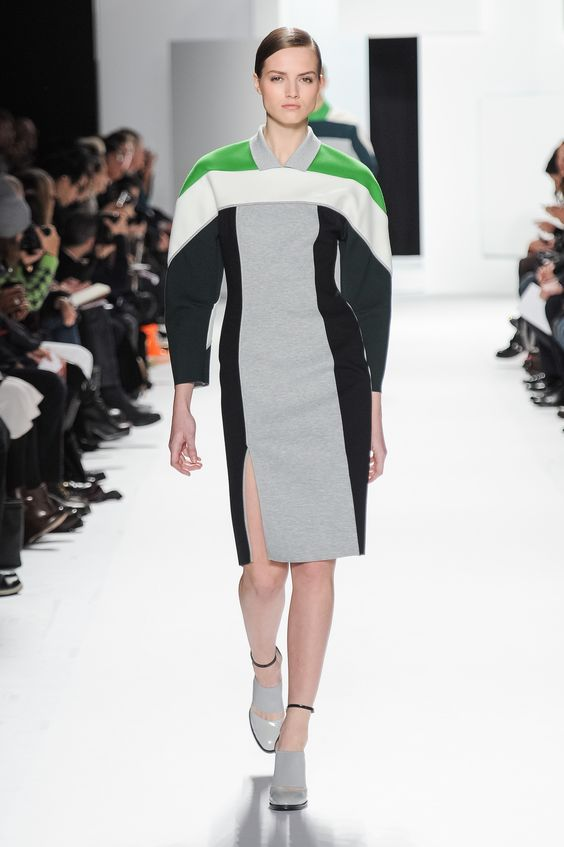 #Lacoste Fall-Winter 2013 Fashion Show. #LacosteFW13 #NYFW