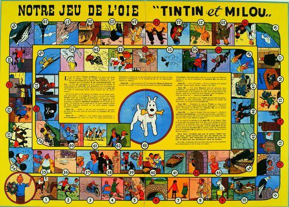 Tintin on pinterest - Image de tintin et milou ...